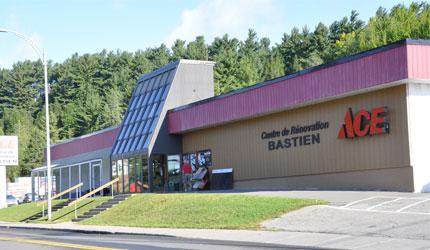 Centre de Rénovation Bastien inc. | Portes et Fenêtres | Oka, Laurentides