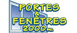Portes & Fenêtres 2000 Inc.