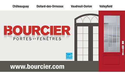 Bourcier Portes et Fenêtres   Châteauguay, Montérégie